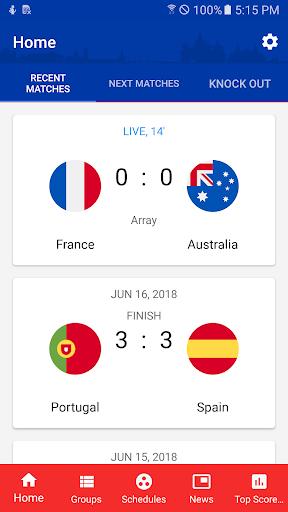Football World Cup 2018 Russia 1.03 screenshots 1