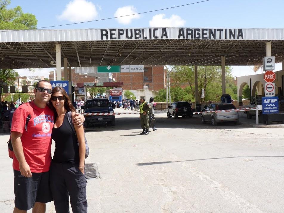 Frontera Argentina Bolivia