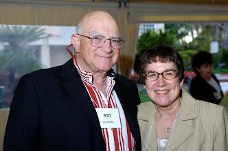 Photo: Sid and Helene Winer Blumner
