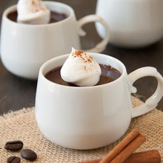 Mexican Chocolate Pots de Creme.