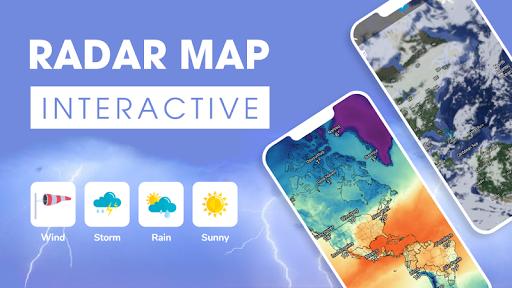Weather forecast - Weather & Weather radar Apk 1