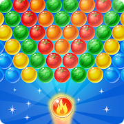 Bubble shooter fruit splash