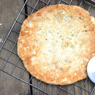 Amazing Paleo Pizza Crust - vegan, autoimmune paleo & cauliflower free