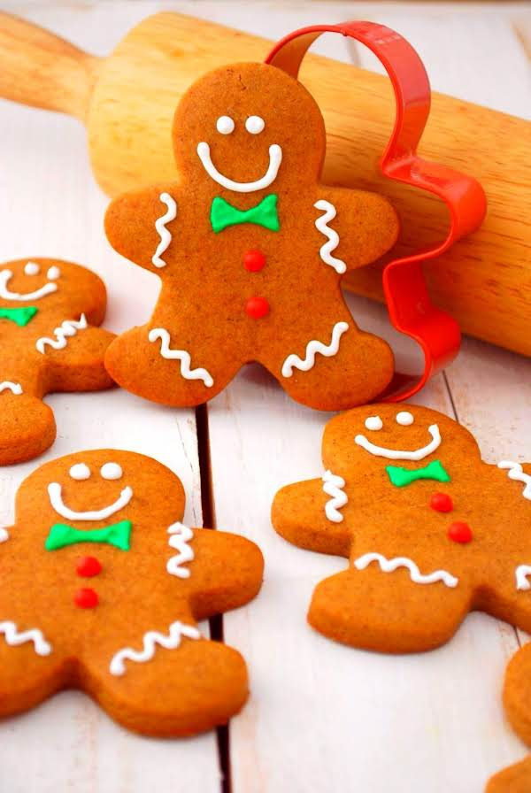 50 Perfect Gingerbread Men Recipe