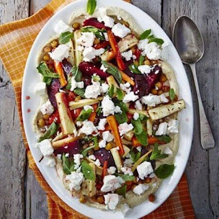 Beet Carrot Parsnip Salad Recipes