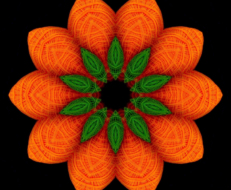 Green/orange di mariateresacupani