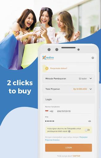 Kredivo - Installment Without Card and Cash Loan screenshot 3