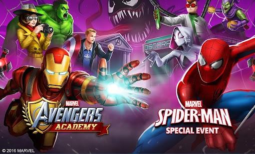 MARVEL Avengers Academy imagem do Jogo
