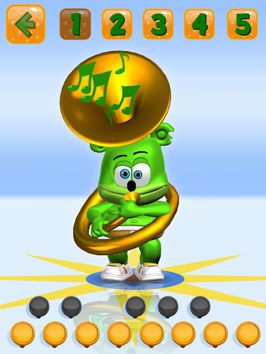 Talking Gummy Free Bear Games for kids 3.2.8.5 screenshots 13