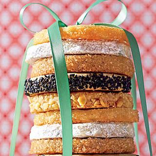 Fruitcake Slice 'N' Bakes