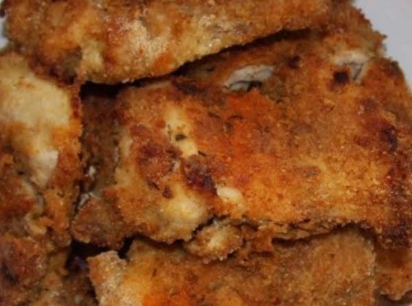 Baked Crispy Chicken Recipe