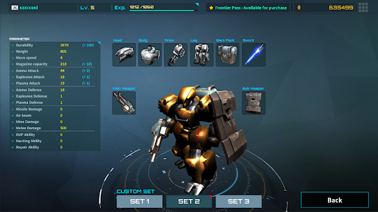 Armored Frontier for PC-Windows 7,8,10 and Mac apk screenshot 3