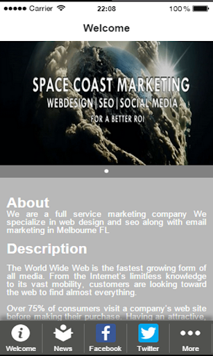 Space Coast Marketing