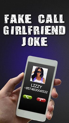 假呼叫女友笑話