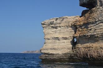 Photo: biele útesy