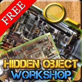 Hidden Object Games Workshop