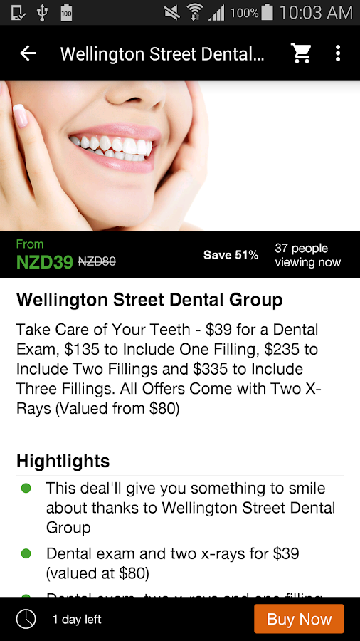 Treat Me NZ -Deals & Discounts- screenshot