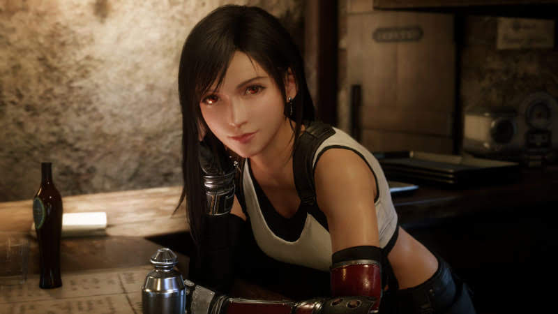 Final Fantasy VII Remake ยอดขาย