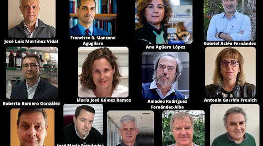 Trece investigadores de la UAL, en el 'top' mundial