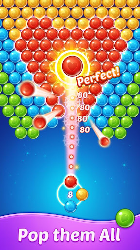Bubble Shooter Pop-Blast Bubble Star 1.02.5009 screenshots 3
