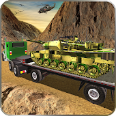 US Military Cargo Train Simulator: Railroad Game