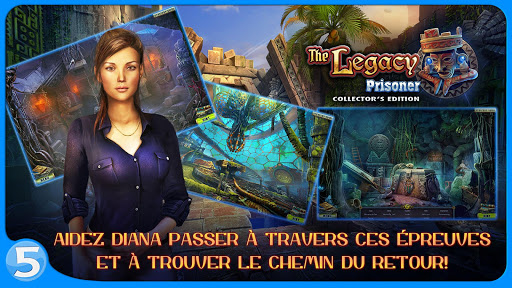 The Legacy: Prisonnière (free-to-play)  captures d'écran 1