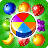 Tropical Frenzy Galore - Fruit Match 3 Game