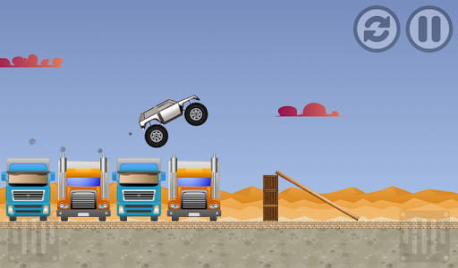 Truck Crush Riders - Free