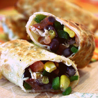 Cheesecake Factory Tex Mex Egg Rolls (copycat).
