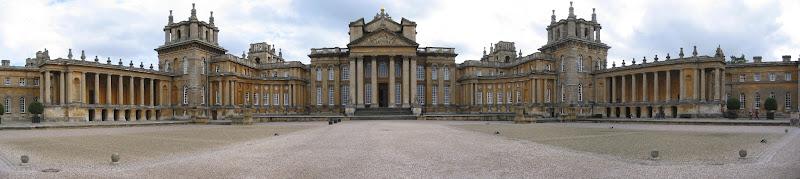 Photo: Blenheim Palace by Sir John Vanbrugh (1705)