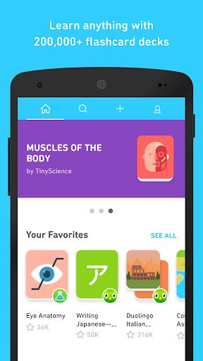 Tinycards by Duolingo: Fun & Free Flashcards screenshot 1