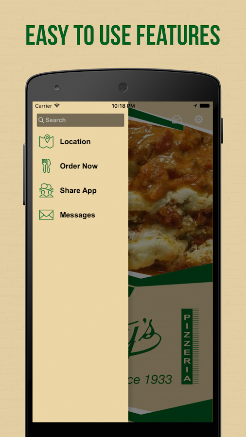 Patsy's Pizzeria - Queens- screenshot