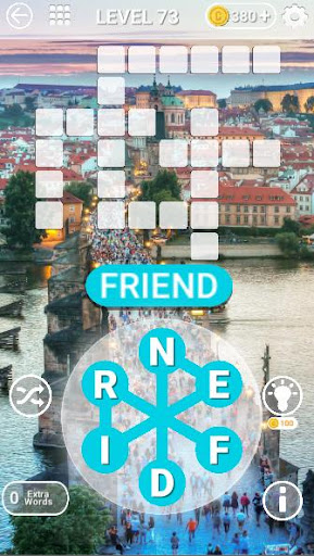 Word Travel:World Trip with Free Crossword Puzzle  screenshots 4
