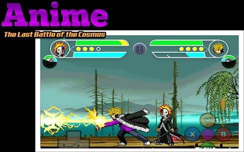 Anime: The Last Battle of The Cosmos Mod Apk 1.09 4