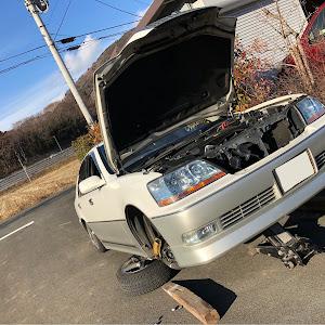 クラウンマジェスタ UZS173 4.0Cタイプi-four 10th anniversary 寒冷地仕様車のカスタム事例画像 なかゆうさんの2019年01月20日11:34の投稿