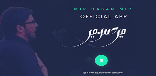 Mir Hasan Mir Official - Apps on Google Play