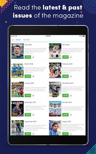 Mathrubhumi Sports Masika by Magzter Inc  (Google Play