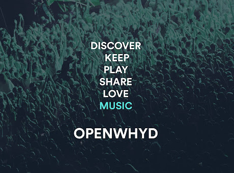 Openwhyd ✚ track