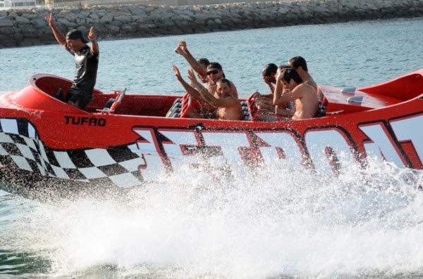 Jet Boat Albufeira