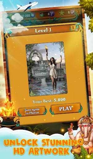 Match 3 World Adventure - City Quest apkpoly screenshots 10