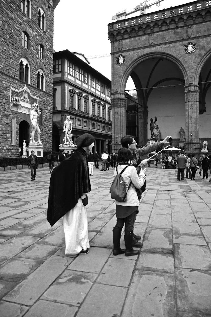 Selfie in piazza di beatrice_maccelli
