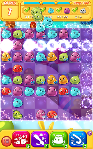 Jelly Jelly Crush - In the sky screenshots 20