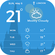 App Today Weather radar Widget APK for Windows Phone