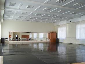 Photo: Fehér terem (215 m2; férőhely kb. 100 fő részére)