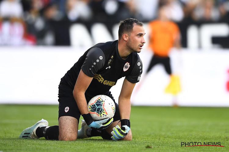 L'Antwerp ne devrait pas prolonger deux joueurs