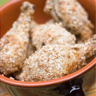 Pretzel Baked Chicken