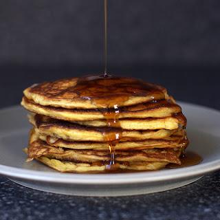 Edna Mae's Sour Cream Pancakes.