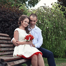 Wedding photographer Galina Dobrenkaya (dobro69). Photo of 11.10.2016