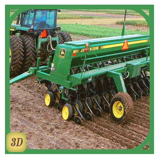 Farming Sim Hill Tractor (game)