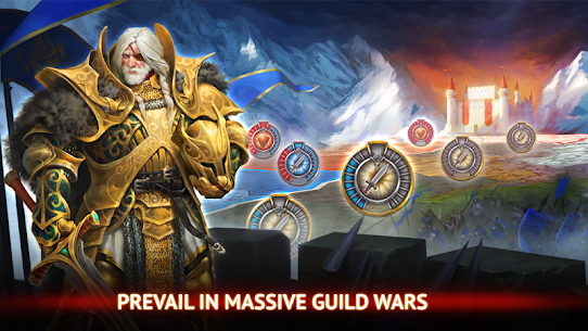 Guild of Heroes Mod Apk 1.98.5 (God Mode + No Ads) For Android 7